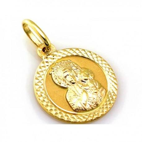 Zawieszka złota