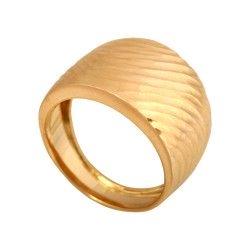 Pierścionek złoty R168